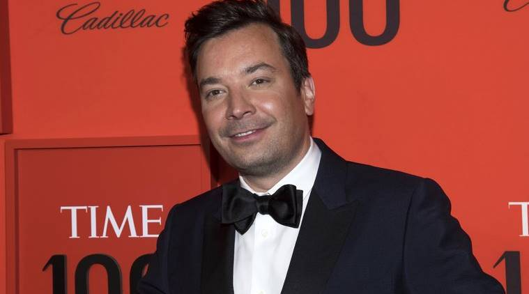 jimmy fallon returns to Tonight show