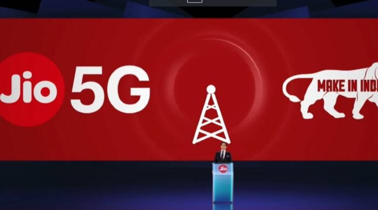 jio, jio 5G, jio 5G made in india, jio 5G solution, jio 5G spectrum, 5G Jio, Mukesh Ambani, Reliance AGM