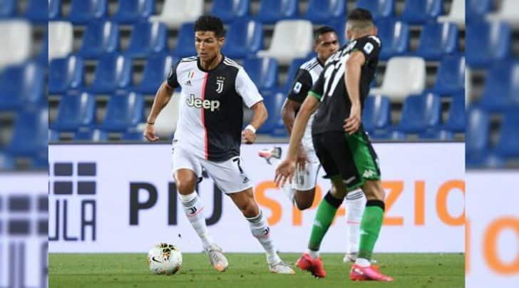 Juventus Ronaldo, Serie A
