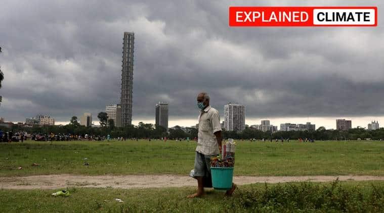 India climate, India Heatwaves, India floods, India droughts, India Heatwaves projections, India floods projections, climate change, Indian express