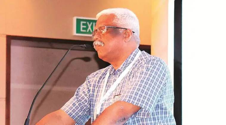 Suspended Kerala IAS officer M Sivasankar hospitalised - The Indian Express