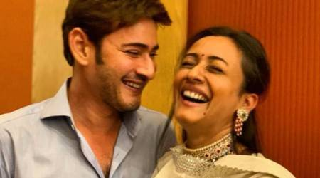 namrata shirodkar on mahesh babu
