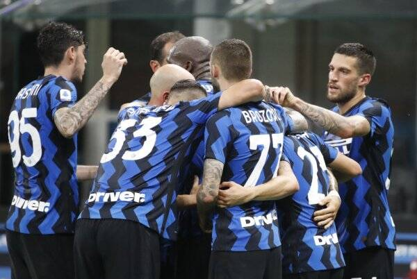 Inter Milan and Napoli, Serie A