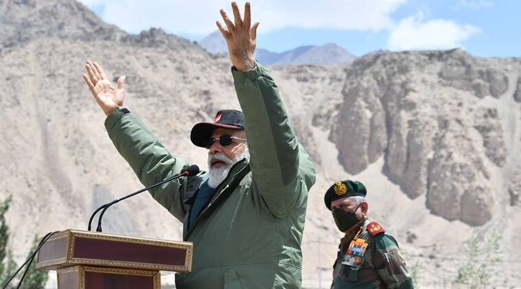 Full text: PM Modi's address to Indian armed forces in Leh