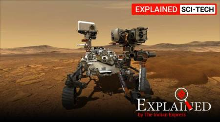 Mars, Mars rover, mars landing, nasa, Tianwen-1, al amal, indian express, express explained, NASA Viking landers