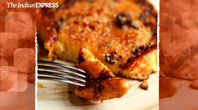 chef suvir saran, suvir saran recipe, breakfast recipe, east recipe, French toast recipe