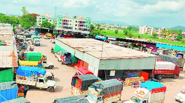 Narayangaon APMC market, Maha govt, Mumbai news, Maharashtra news, Indian express news