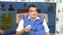 Hang photos of people who delayed project: Gadkari while inaugurating NHAI building