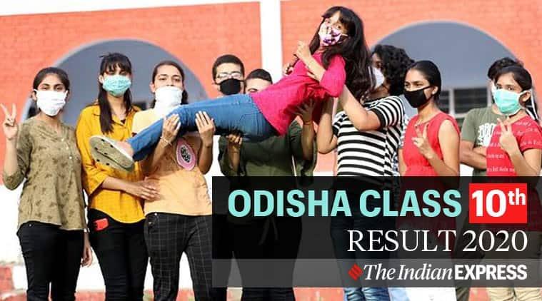 BSE Odisha 10th HSC result 2020