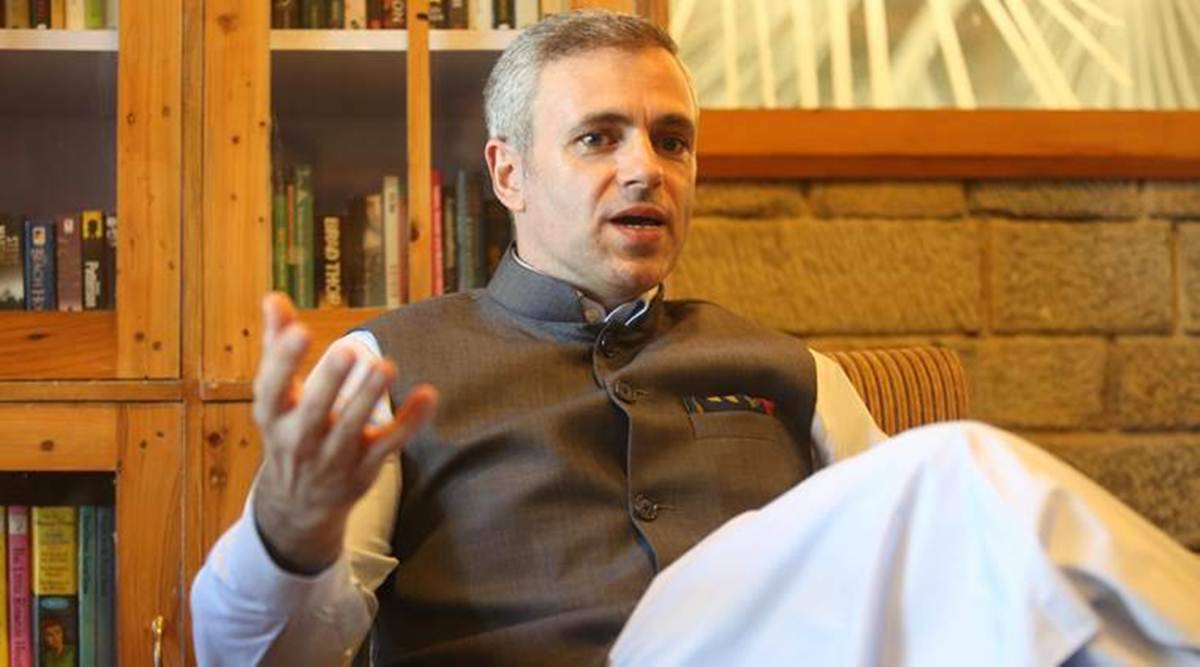 omar abdullah interview, omar abdullah interview indian express, omar Abdullah, jammu kashmir Article 370 anniversary