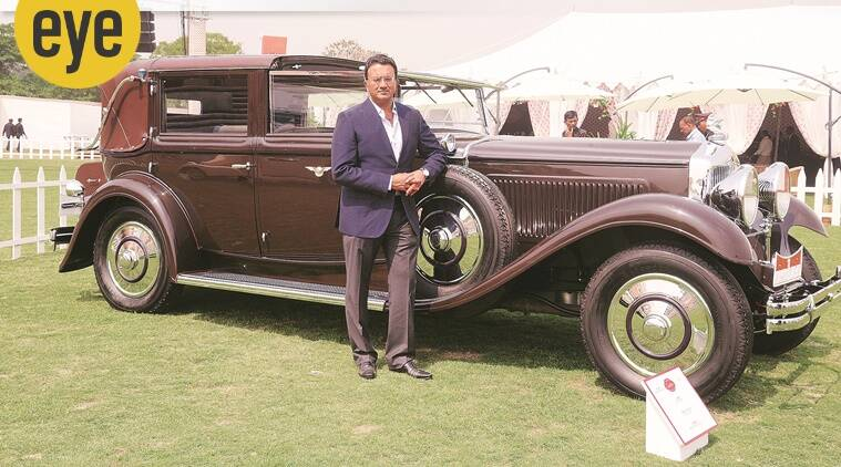 vintage Minerva, global Concours Virtual 2020, Diljeet Titus. Diljeet Titus winner, vintage cars collection, vintage cars in 2020