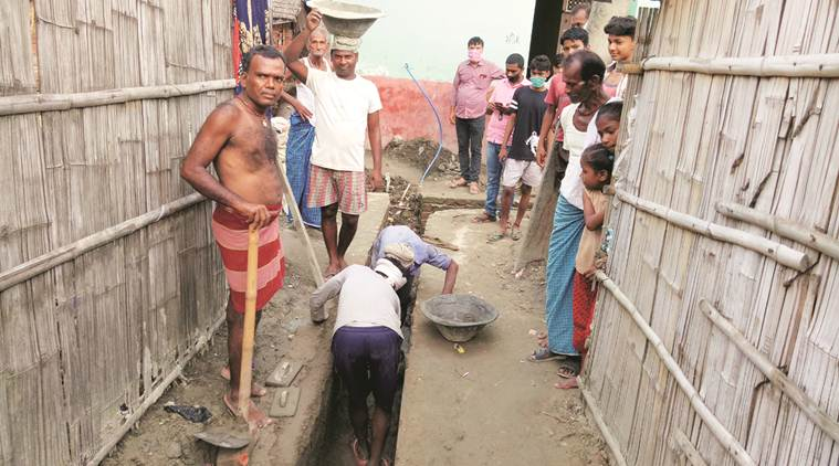 In district where PM Modi launched job scheme, migrants say little work, less pay