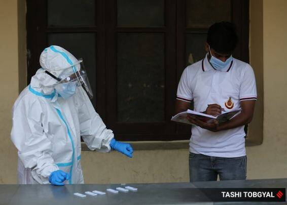 Health experts speak of uncomfortable, 'sweat chamber' PPE kits