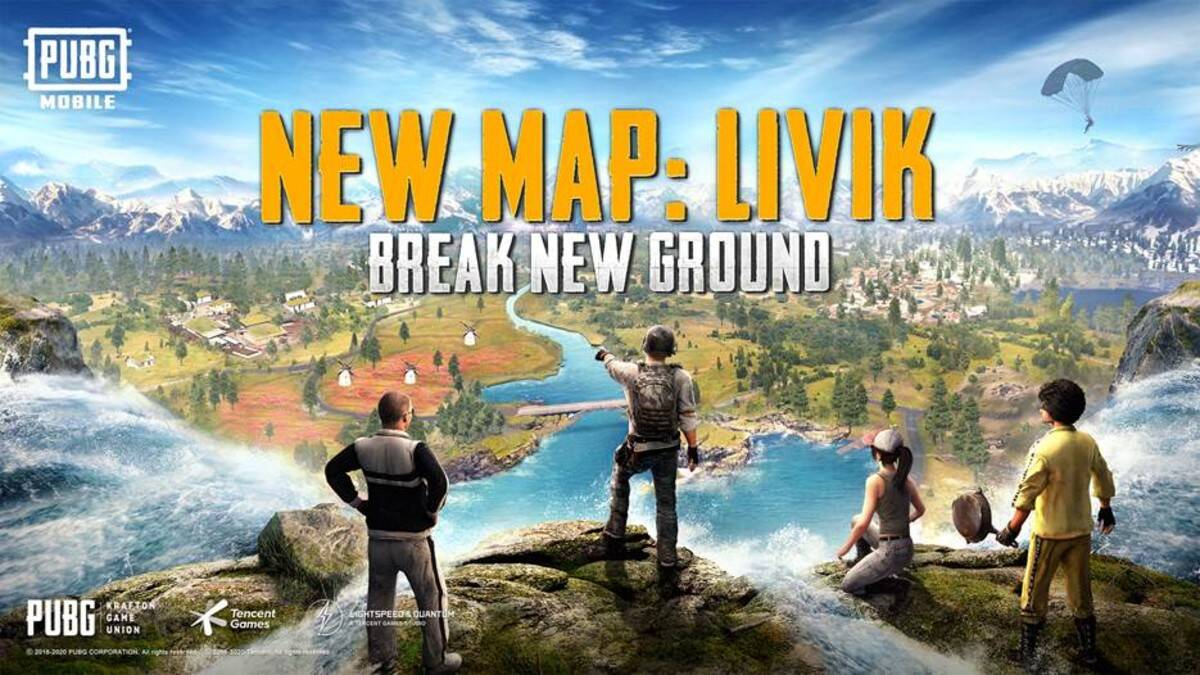 PUBG Mobile update 0.19.0 with Livik map now available for iOS and ...