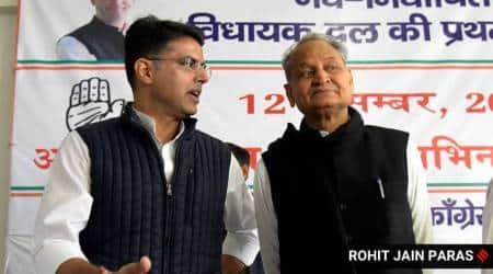 Rajasthan crisis, Rajasthan government crisis, CLP meeting, Rajasthan government CLP meeting, India news, Indian Express