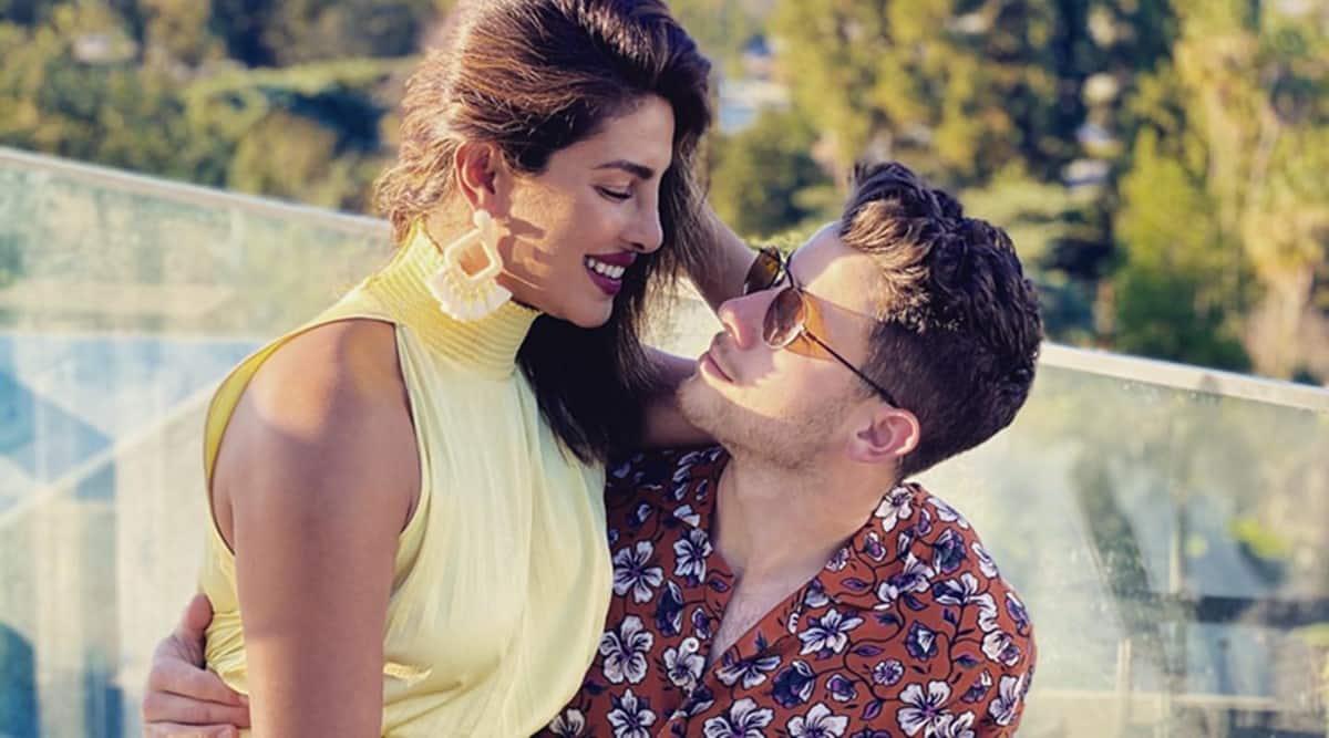 Priyanka Chopra birthday wish nick Jonas