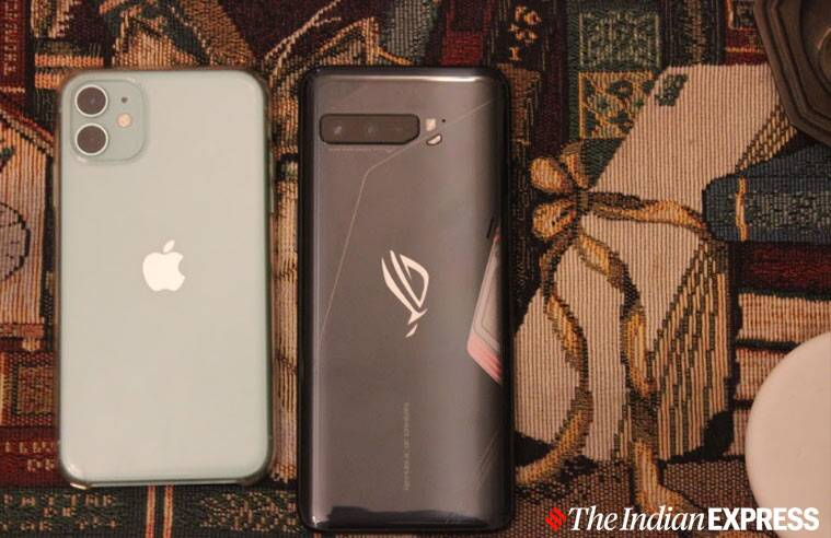 rog phone 3, asus rog phone 3, asus rog phone 3 price in india, rog phone 3 specs, rog phone 3 features, rog phone 3 gaming review, rog phone 3 review
