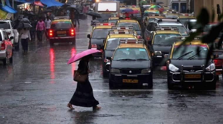 mumbai monsoon, mumbai rain, mumbai rain forecast, imd mumbai weather forecast, imd mumbai rain forecast, indian express news