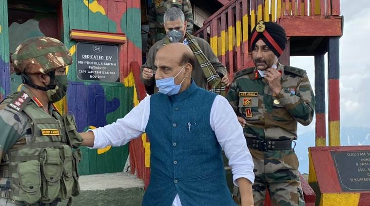 rajnath singh, rajnath singh news, rajnath singh latest news, defence minister rajnath singh, rajnath singh announcements, rajnath singh announcement, rajnath singh today news, rajnath singh today latest news, Atmanirbhar Bharat, defence sector, defence sector news