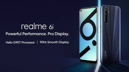 Realme, Realme 6i, Realme 6i launched in India, Realme 6i price, Realme 6i specs, Realme 6i specifications, Realme 6i key features, Realme 6i price in India, Realme 6i sale, Realme 6i first sale, Realme 6i Flipkart, Realme 6i Amazon