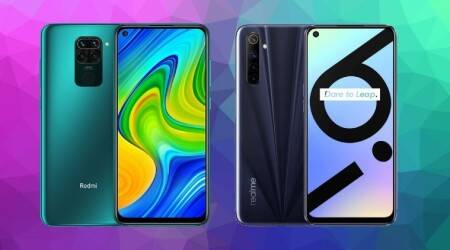 Realme 6i vs Redmi Note 9, Realme, Redmi, Realme 6i, Redmi Note 9, Realme 6i price, Realme 6i specifications, Realme 6i features, Redmi Note 9 price, Redmi Note 9 specifications, Redmi Note 9 features