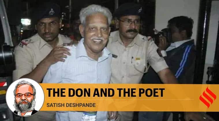 Varavara Rao, Varavara Rao arrest, Varavara Rao covid-19, Vikas Dubey, Vikas Dubey encounter, NIA, Satish Deshpande writes, express opinion