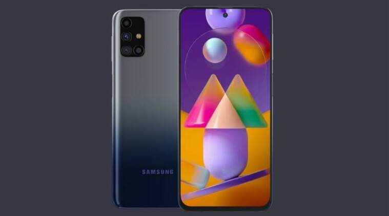 Galaxy M31s: Samsung's new mid-range smartphone is aimed at OnePlus Nord