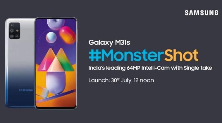 Samsung Galaxy M31s, Samsung Galaxy M31s launch date, Samsung Galaxy M31s specifications, Samsung Galaxy M31s specs, Samsung Galaxy M31s price, Samsung Galaxy M31s price in India, Samsung Galaxy M31s photo, Samsung Galaxy M31s image, Samsung Galaxy M31s leak