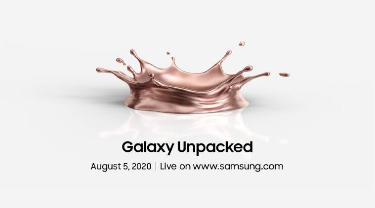 samsung, samsung unpacked 2020, samsung galaxy note 20, galaxy fold 2, galaxy z flip 5g, galaxy z fold 2, samsung unpacked 2020 what to expect