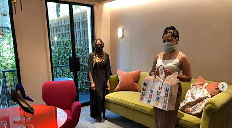Sarah Jessica Parker Reopens Her Flagship Store Lifestyle News The Indian Express
