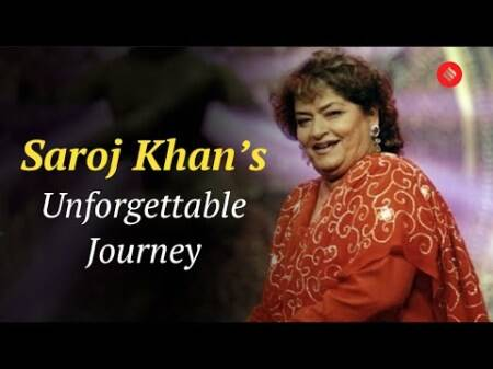 Saroj Khan passes away at 71, Bollywood celebs mourn the loss
