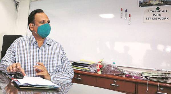 People would say Delhi spreading virus to other states, it can be opposite  now: Satyendar Jain | Cities News,The Indian Express