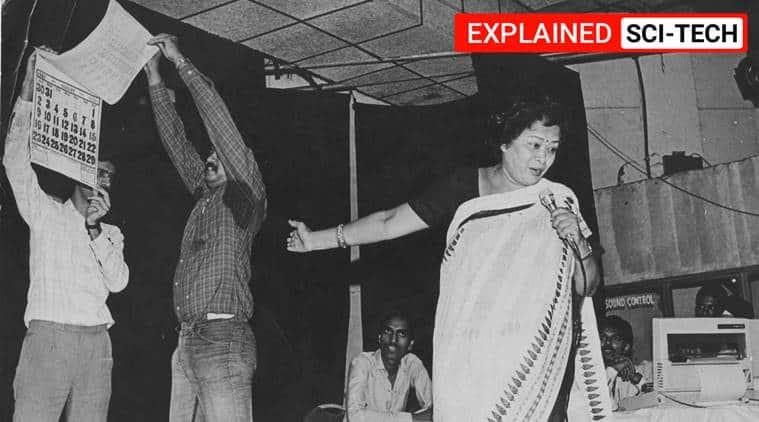 Shakuntala Devi, Shakuntala Devi movie, who is Shakuntala Devi, Shakuntala Devi movie review, Shakuntala Devi math abilities, Shakuntala Devi skills, Indian Express