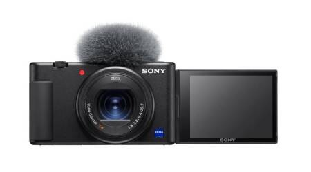Sony, Sony ZV-1, Sony ZV-1 launched in India, Sony ZV-1 price, Sony ZV-1 specifications, Sony ZV-1 specs, Sony ZV-1 price in India, Sony ZV-1 features, Sony ZV-1 vlogging camera