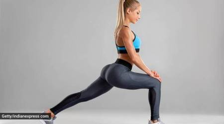 glutes, what are glutes, exercise for glutes, Squats, Donkey kicks, Single leg glute bridge, indian express