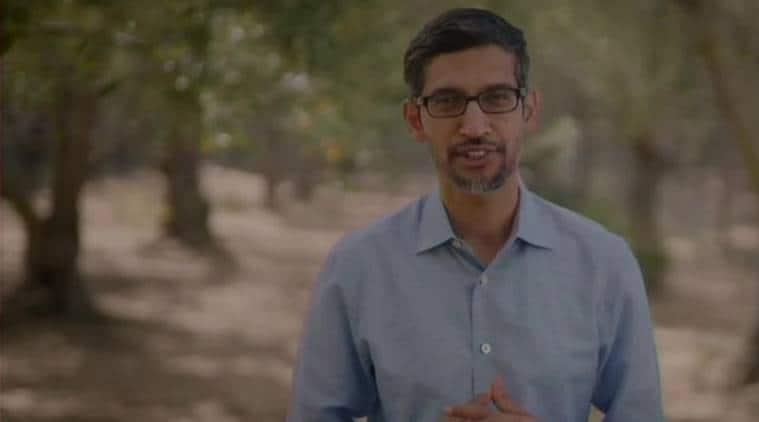 Google investment India, Sundar Pichai, Google 10 billion dollar investment, Sundar Pichai 75,000 crore investment, Google for India 2020 event