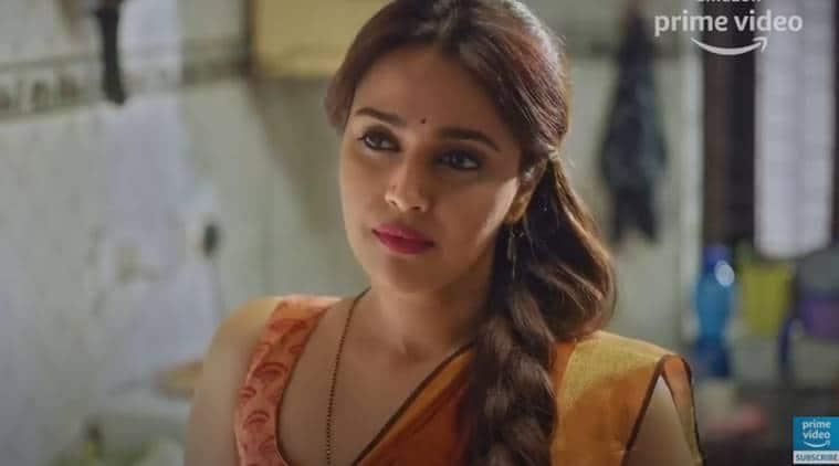swara bhasker on rasbhari web series