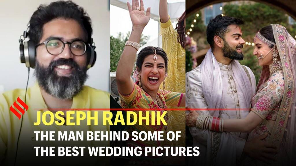 Big or small weddings, we capture the essence of love: Celebrity wedding photographer Joseph Radhik
