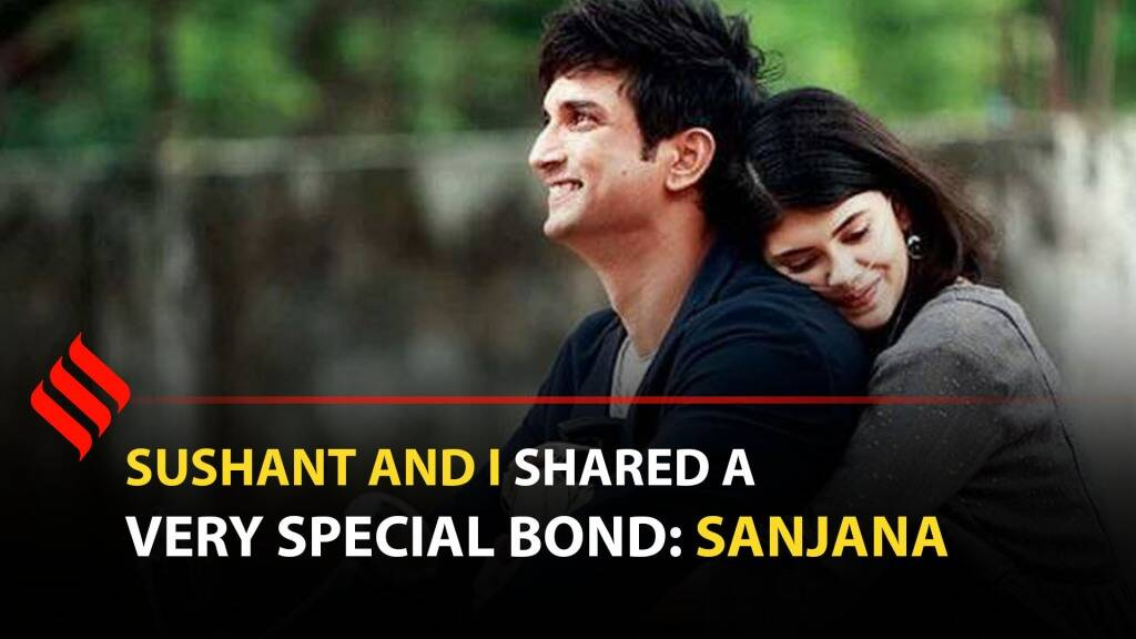Sanjana Sanghi Interview: Sushant and I connected on so many things | Dil Bechara