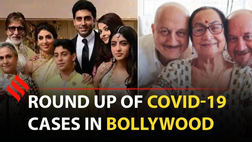 Amitabh Bachchan, 3 family members test Covid19 positive