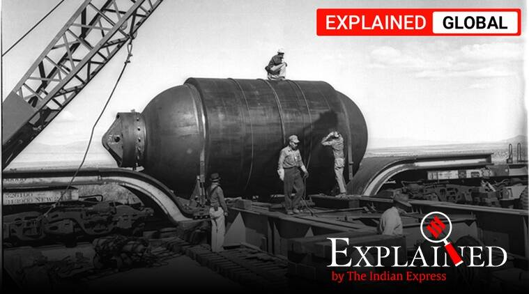 indianexpress.com: Explained: How the US' Trinity Test led to the dawn of the atomic age