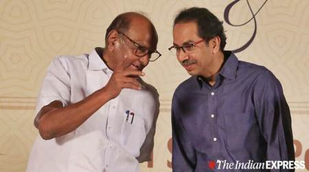 maharashtra, uddhav thackeray, Mumbai cop transfers, Uddhav Thackeray, Sharad Pawar, Uddhav Thackeray Sharad Pawar meeting, Indian express