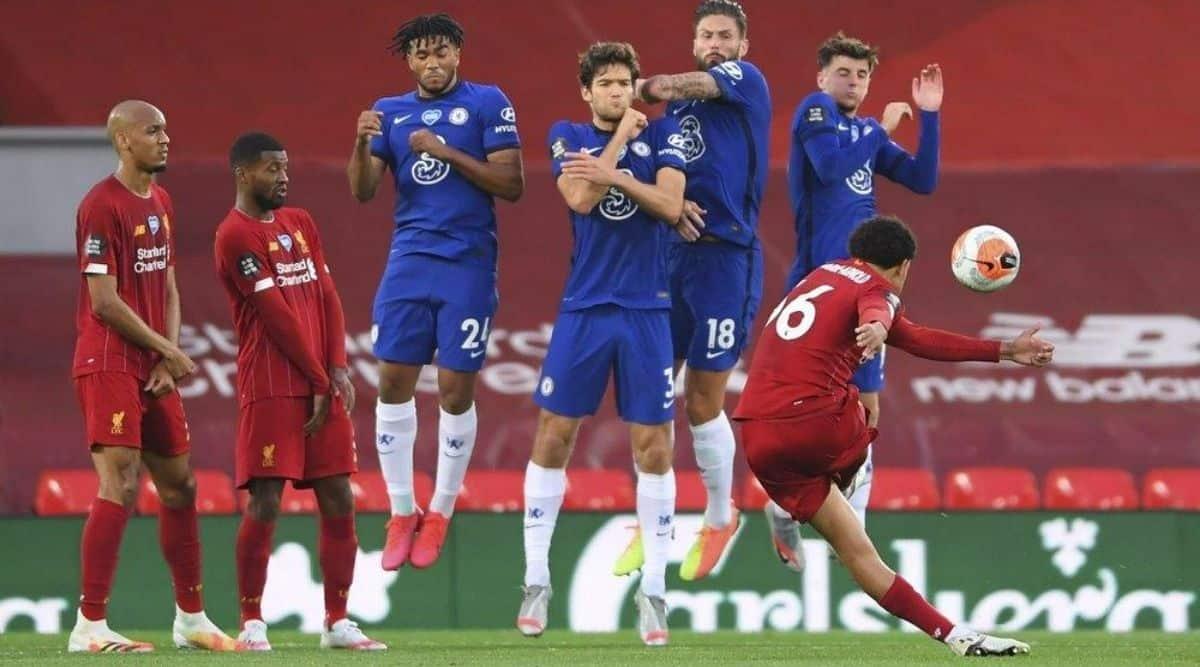 Liverpool vs Chelsea, Premier League