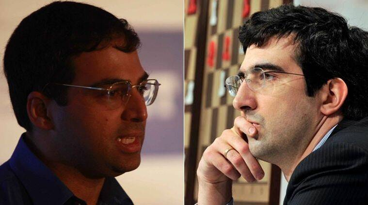 Vishy Anand vs Vladimir, Vishwanathan Anand in Legends of Chess, Legends of Chess online tournament, Viswanathan Anand lost to Vladimir, Vladimir Kramnik