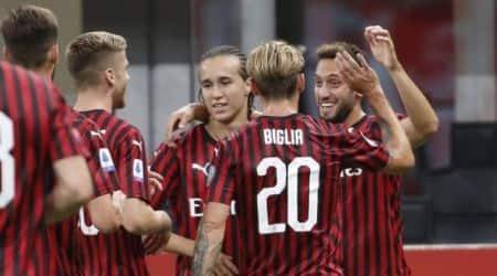Atlanta vs Milan, Serie A