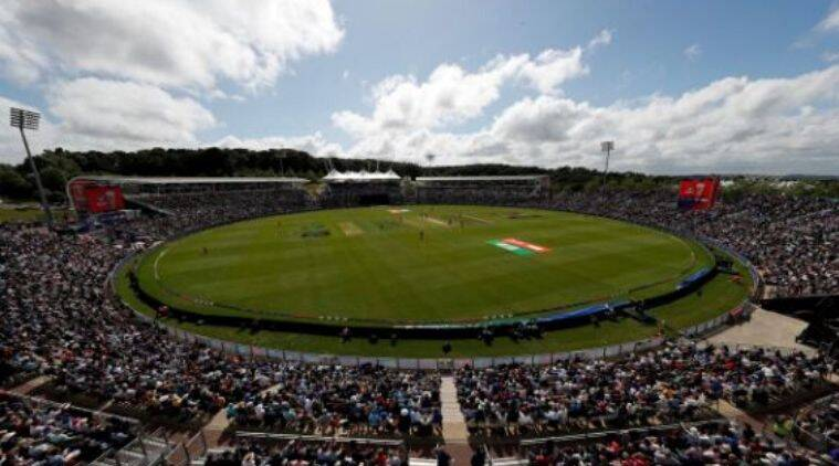 England v West Indies - The Ageas Bowl, Southampton, Britain. General view during (Reuters/Paul Childs/File Photo)