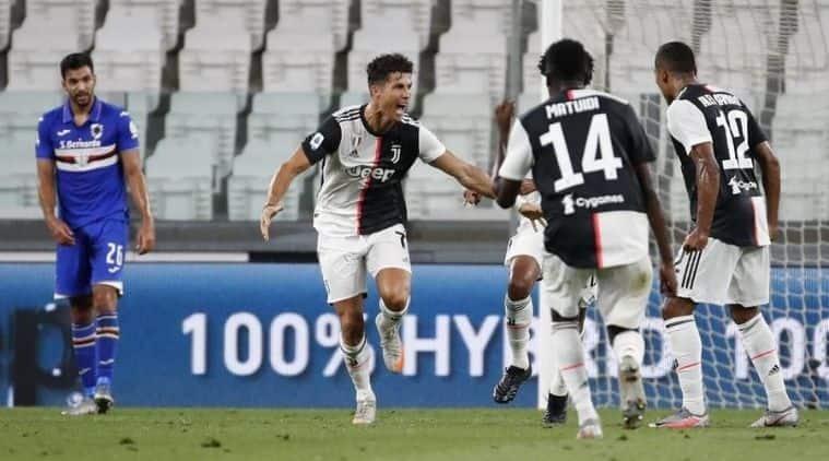 Serie A, Juventus, Christiano Ronaldo