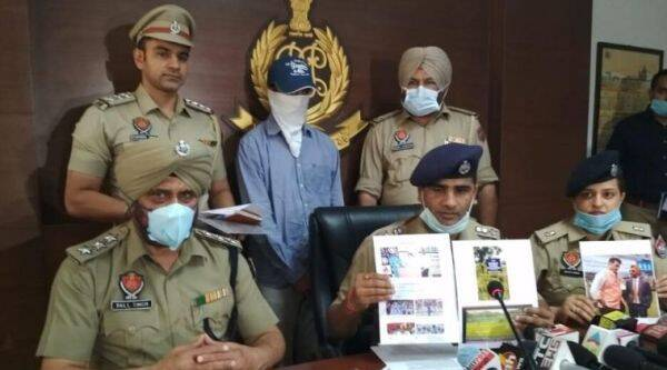 Ravinder Dandiwal, Fake SL league scandal, Mohali police fake SL league, profile of Ravinder Dandiwal