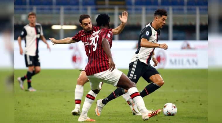 Serie A, Juventus vs AC Milan, Juventus FC, AC Milan FC, Serie A highlights