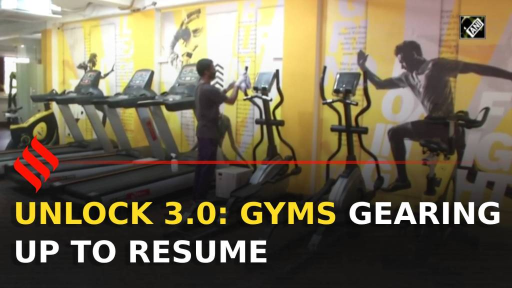Unlock 3.0: Fitness centres, gyms gearing up to resume after nearly 4 months
